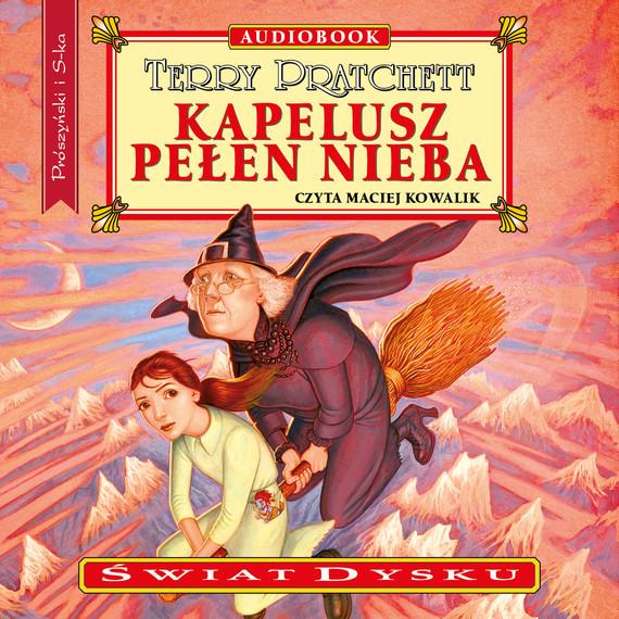 okładka Kapelusz pełen niebaaudiobook | MP3 | Terry Pratchett