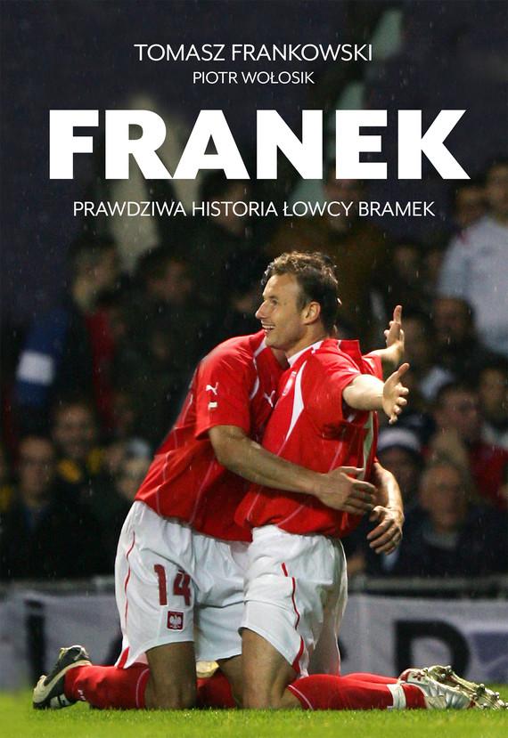 okładka Franekebook | epub, mobi, pdf | Tomasz Frankowski