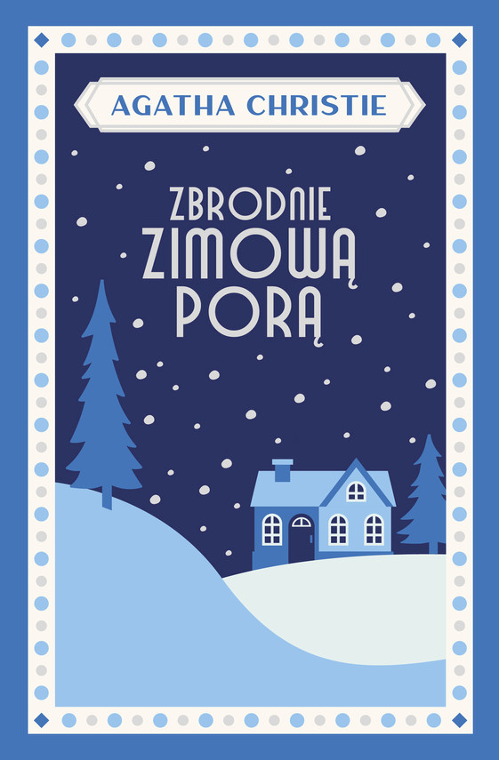 okładka Zbrodnie zimową porąebook | epub, mobi | Agatha Christie
