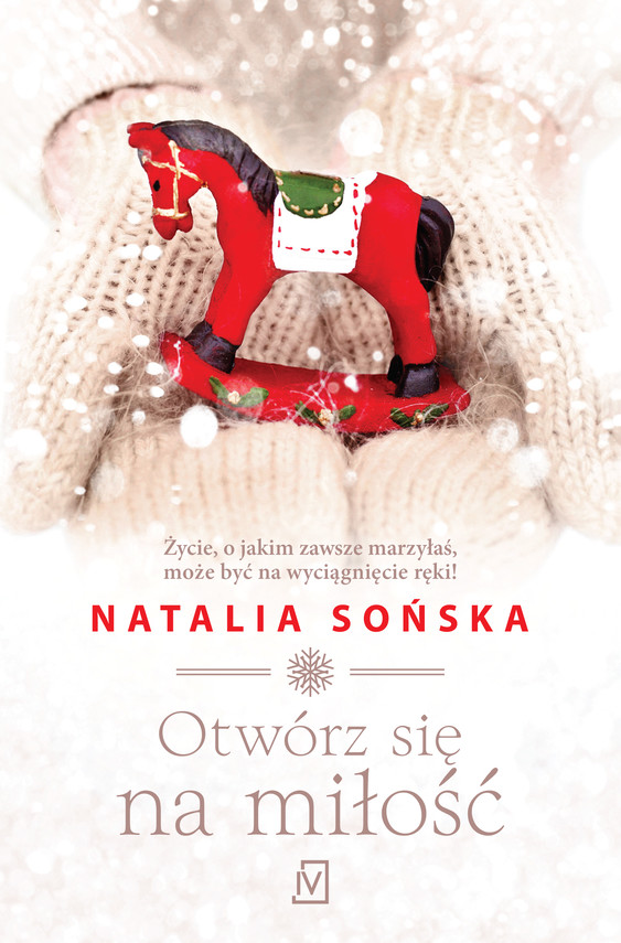 okładka Otwórz się na miłośćebook | epub, mobi | Natalia Sońska