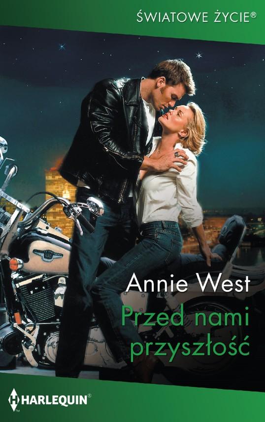 okładka Przed nami przyszłośćebook   epub, mobi   Annie West