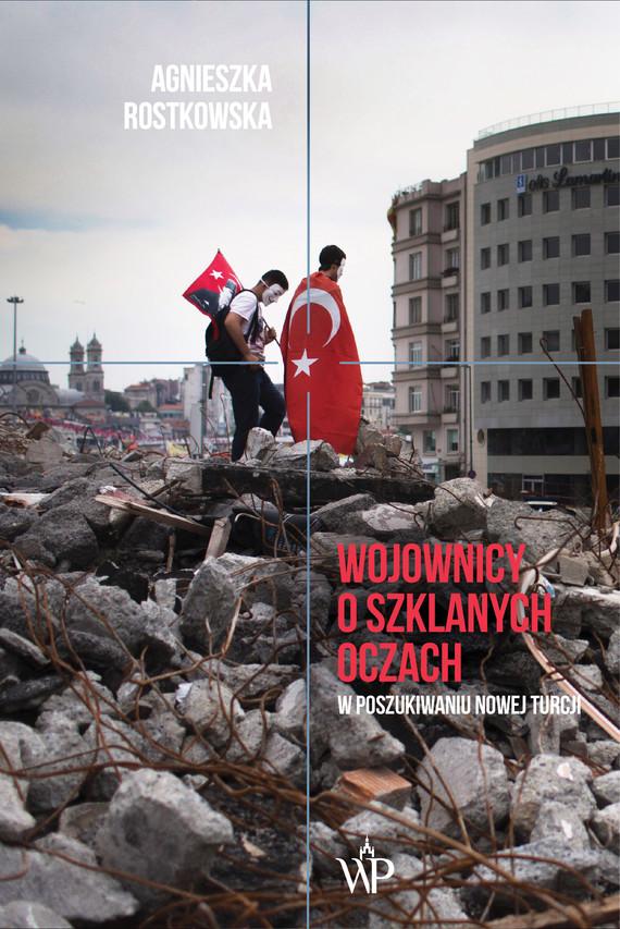 okładka Wojownicy o szklanych oczachebook | epub, mobi | Rostkowska Agnieszka
