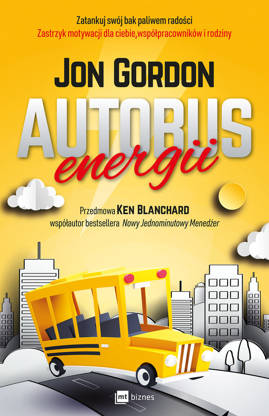 okładka Autobus energiiebook   epub, mobi   Jon Gordon