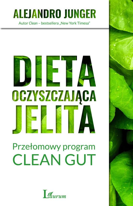 okładka Dieta oczyszczająca jelitaebook   epub, mobi   Alejandro Junger