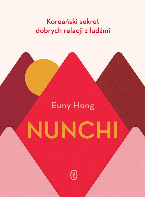 okładka Nunchiebook   epub, mobi   Euny Hong