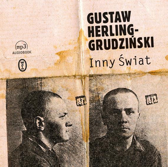 okładka Inny Świataudiobook | MP3 | Gustaw Herling-Grudziński