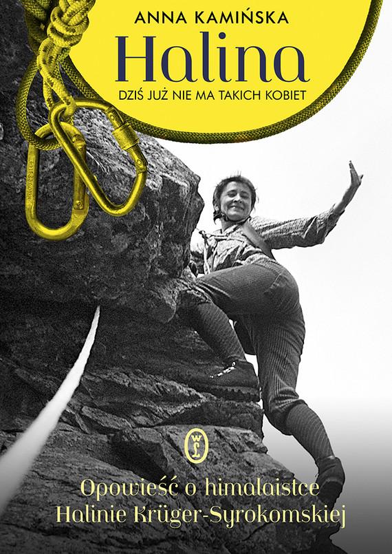 okładka Halinaebook | epub, mobi | Anna Kamińska