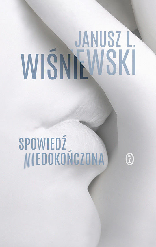 okładka Spowiedź niedokończonaebook   epub, mobi   Janusz Leon Wiśniewski