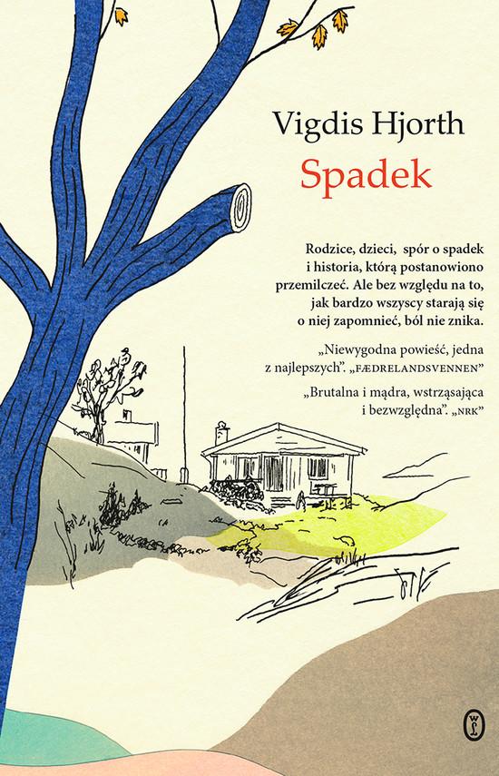 okładka Spadekebook | epub, mobi | Vigdis Hjorth