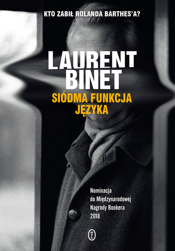 okładka Siódma funkcja językaebook | epub, mobi | Laurent Binet