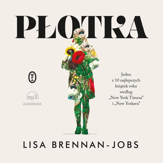 okładka Płotkaaudiobook   MP3   Lisa Brennan-Jobs