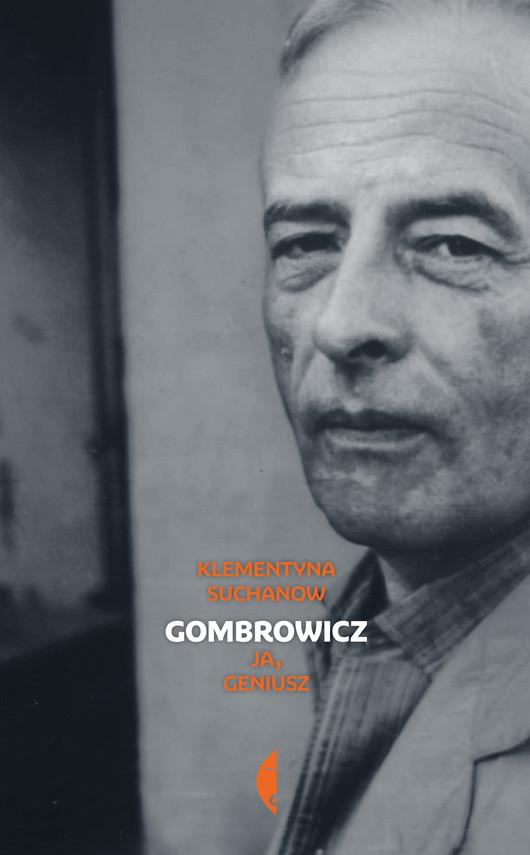 okładka Gombrowiczebook   epub, mobi   Klementyna Suchanow