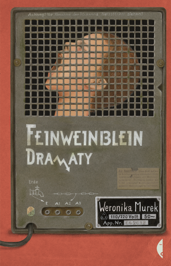 okładka Feinweinbleinebook | epub, mobi | Weronika Murek