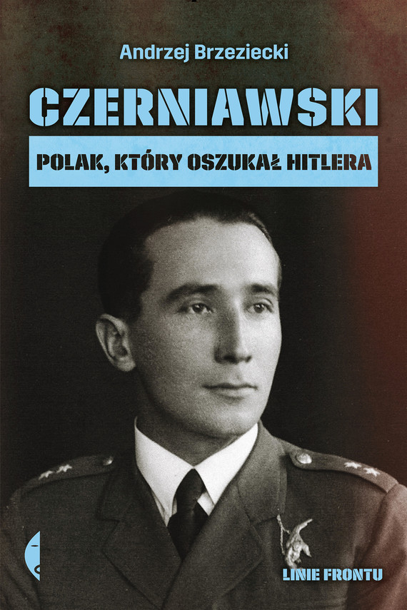 okładka Czerniawskiebook | epub, mobi | Andrzej Brzeziecki