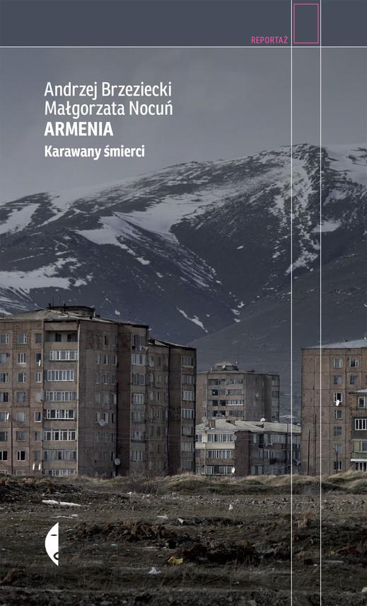okładka Armeniaebook | epub, mobi | Andrzej Brzeziecki, Małgorzata Nocuń
