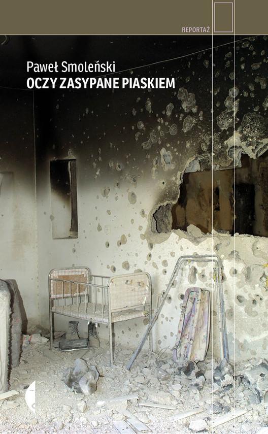 okładka Oczy zasypane piaskiemebook | epub, mobi | Paweł Smoleński