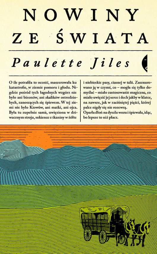okładka Nowiny ze świataebook   epub, mobi   Paulette Jiles