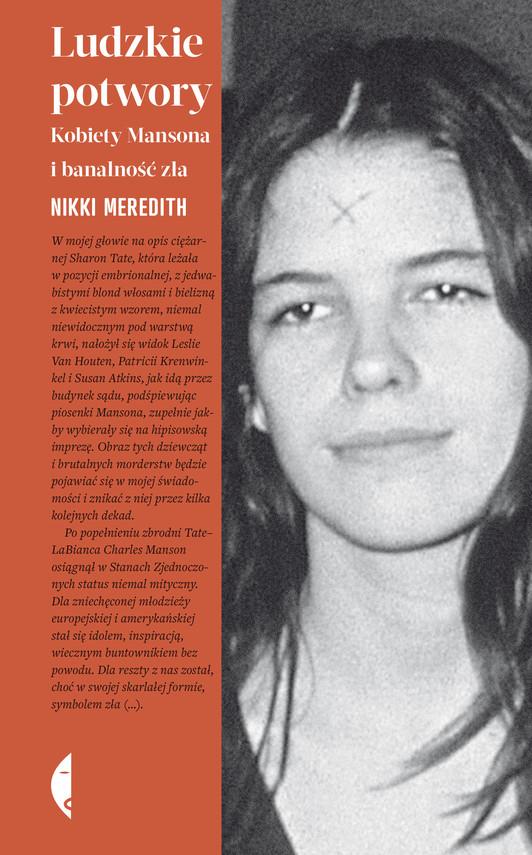 okładka Ludzkie potworyebook   epub, mobi   Nikki Meredith
