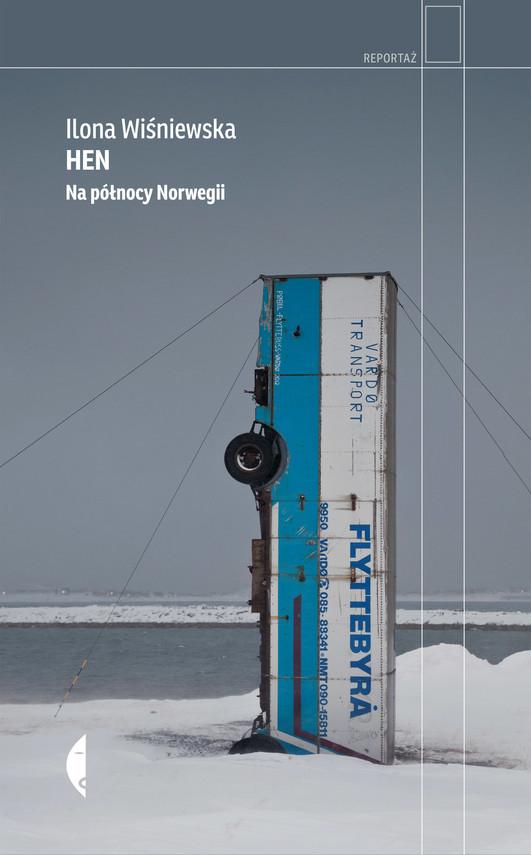okładka Henebook | epub, mobi | Ilona Wiśniewska