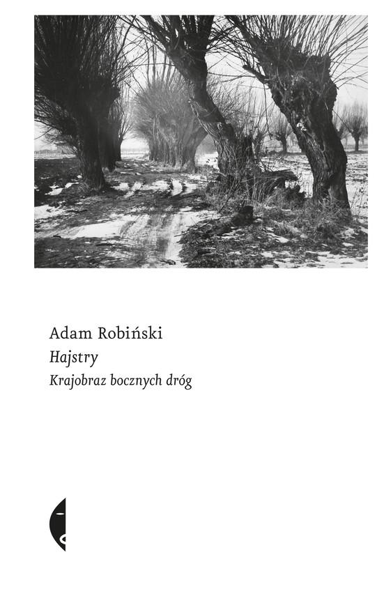 okładka Hajstryebook | epub, mobi | Adam Robiński
