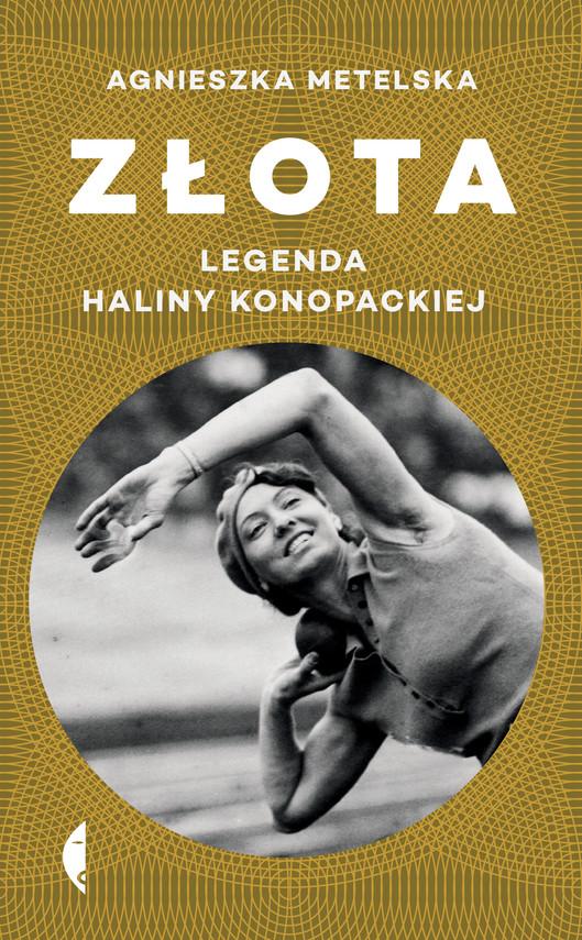 okładka Złotaebook | epub, mobi | Agnieszka Metelska