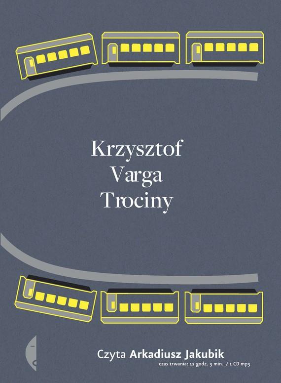 okładka Trocinyaudiobook | MP3 | Krzysztof Varga