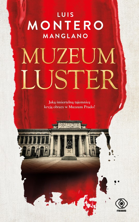 okładka Muzeum lusterebook | epub, mobi | Luis Montero