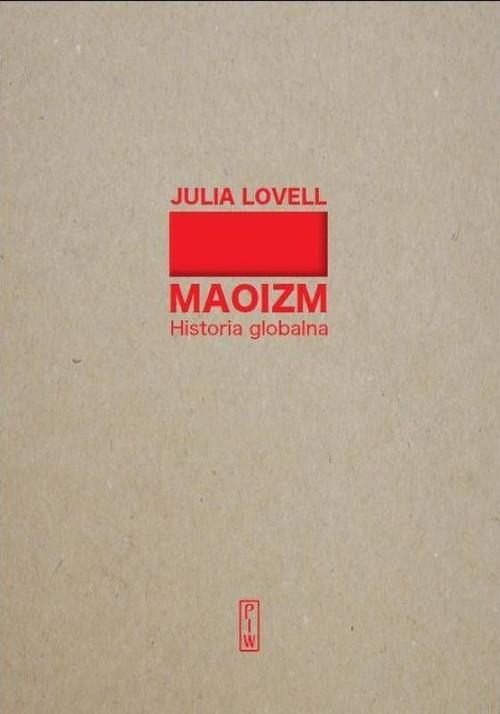 okładka Maoizm Historia globalnaksiążka |  | Lovell Julia