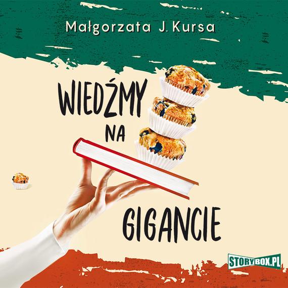 okładka Wiedźmy na gigancieaudiobook | MP3 | Małgorzata J. Kursa