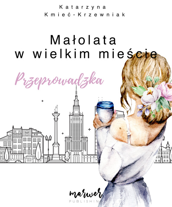 okładka Przeprowadzkaebook | pdf | Katarzyna Kmieć-Krzewniak