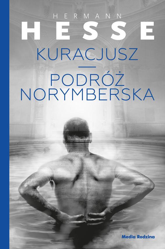 okładka Kuracjusz + Podróż norymberskaebook   epub, mobi   Hermann Hesse