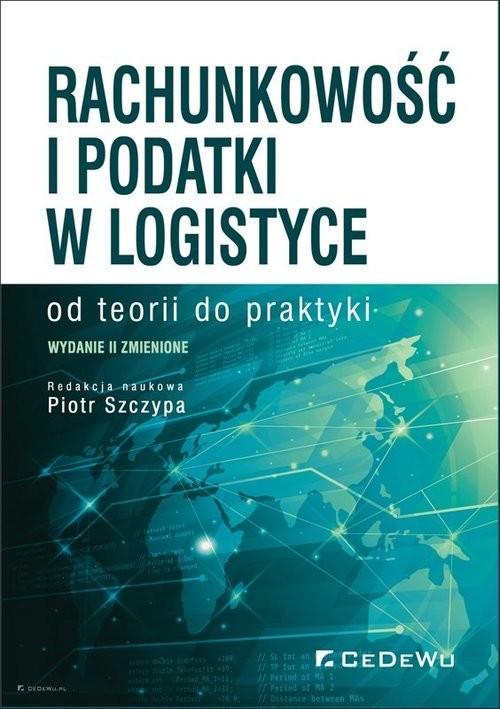 okładka Rachunkowość i podatki w logistyce od teorii do praktykiksiążka |  |