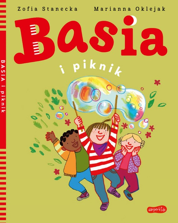 okładka Basia i piknikebook   pdf   Zofia Stanecka, Marianna Oklejak