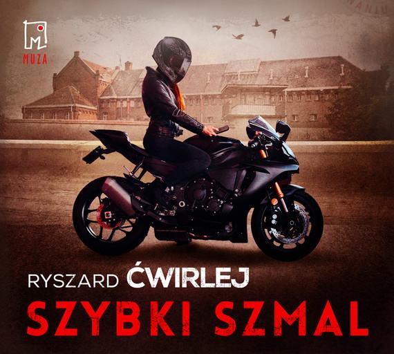 okładka Szybki szmalaudiobook   MP3   Ryszard Ćwirlej