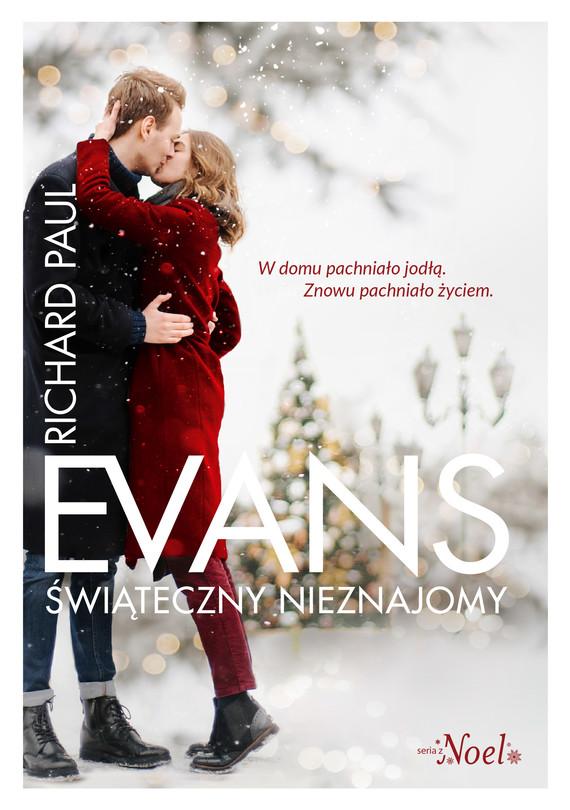 okładka Świąteczny nieznajomyebook | epub, mobi | Richard Paul Evans
