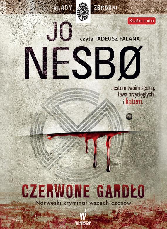 okładka Czerwone Gardłoaudiobook   MP3   Jo Nesbø