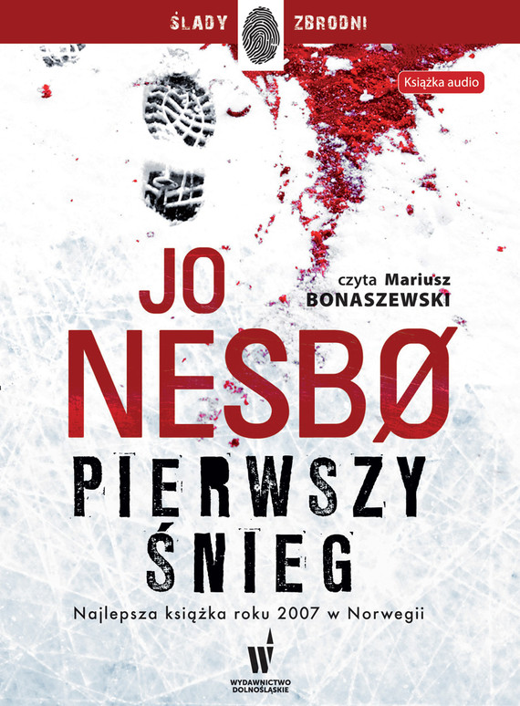 okładka Pierwszy śniegaudiobook | MP3 | Jo Nesbo