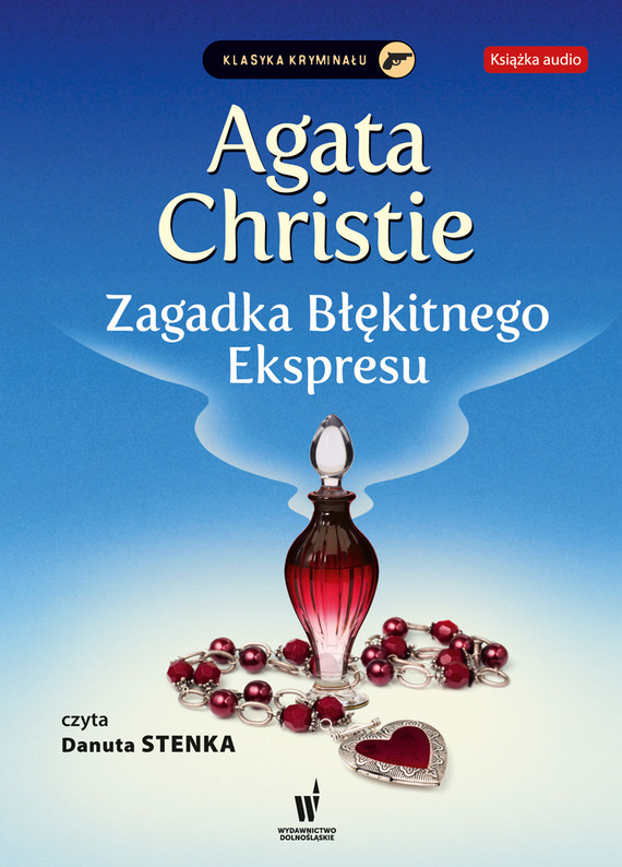 okładka Zagadka Błękitnego Ekspresuaudiobook | MP3 | Agata Christie