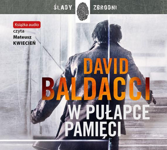 okładka W pułapce pamięciaudiobook | MP3 | David Baldacci