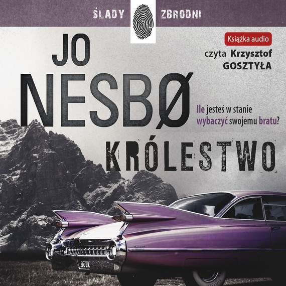 okładka Królestwoaudiobook | MP3 | Jo Nesbø