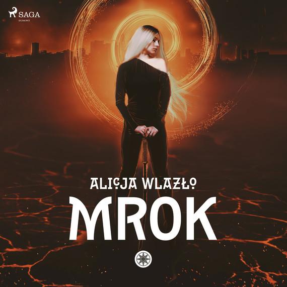 okładka Mrokaudiobook | MP3 | Alicja Wlazło