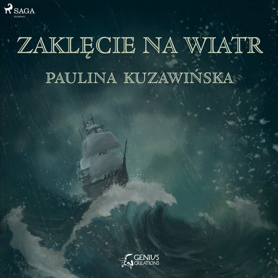 okładka Zaklęcie na wiatraudiobook | MP3 | Paulina Kuzawińska