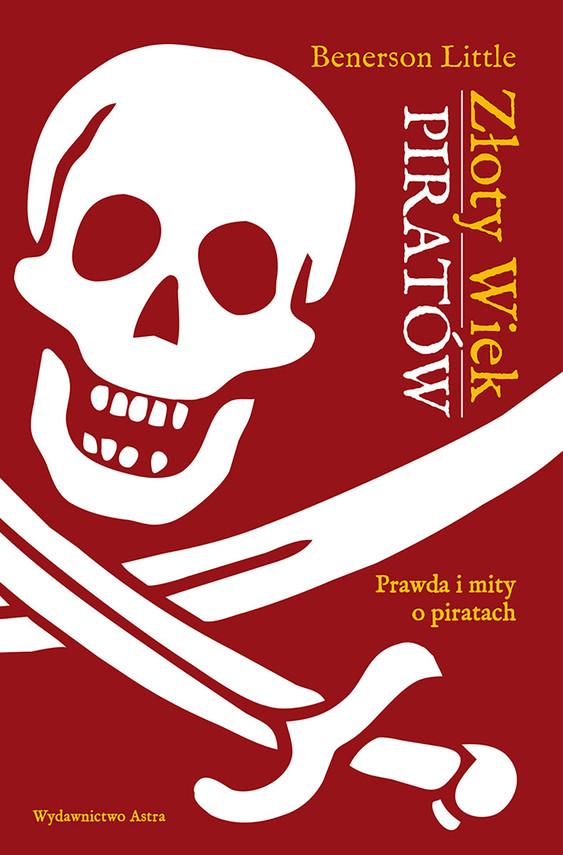 okładka Złoty Wiek piratówebook   epub, mobi   Benerson  Little