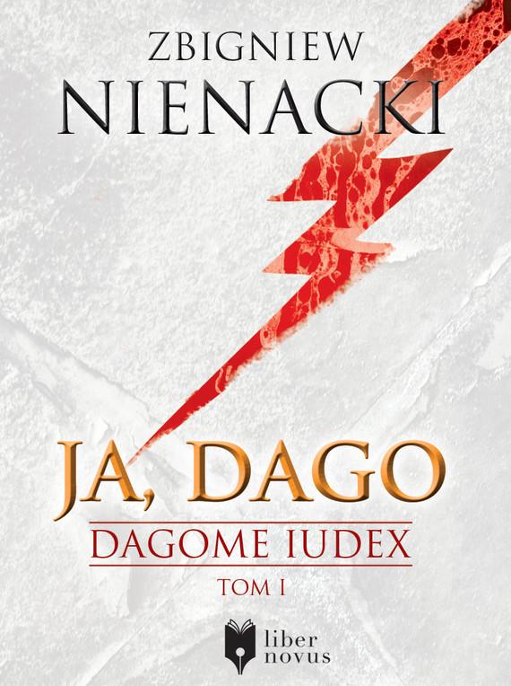 okładka Ja, Dagoebook | epub, mobi | Zbigniew Nienacki