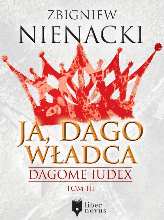 okładka Ja, Dago Władcaebook | epub, mobi | Zbigniew Nienacki