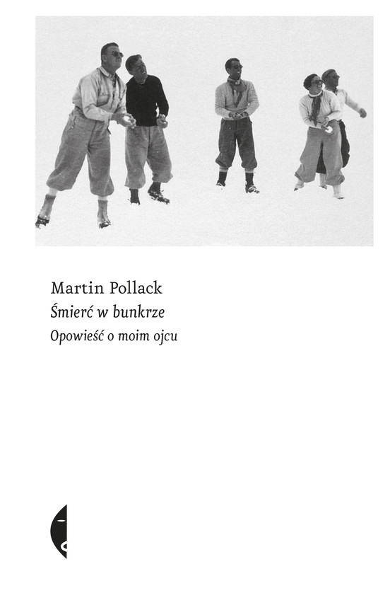 okładka Śmierć w bunkrzeebook   epub, mobi   Martin Pollack