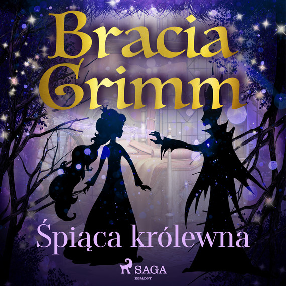 okładka Śpiąca królewnaaudiobook   MP3   Bracia Grimm
