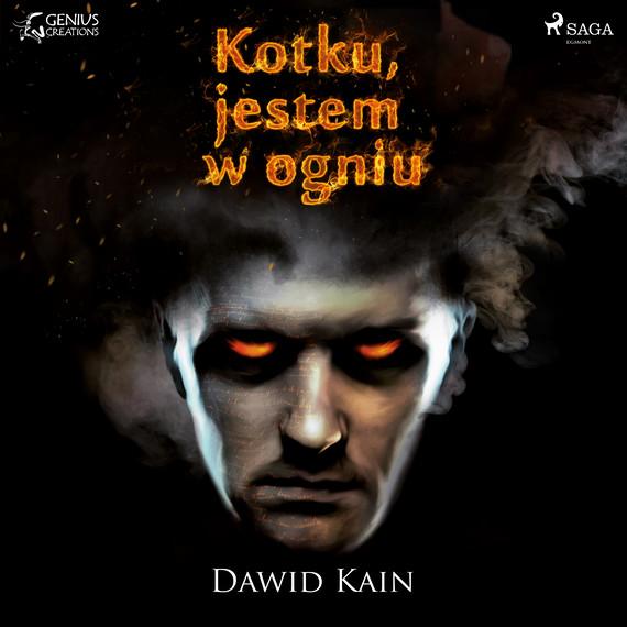 okładka Kotku jestem w ogniuaudiobook | MP3 | Dawid Kain