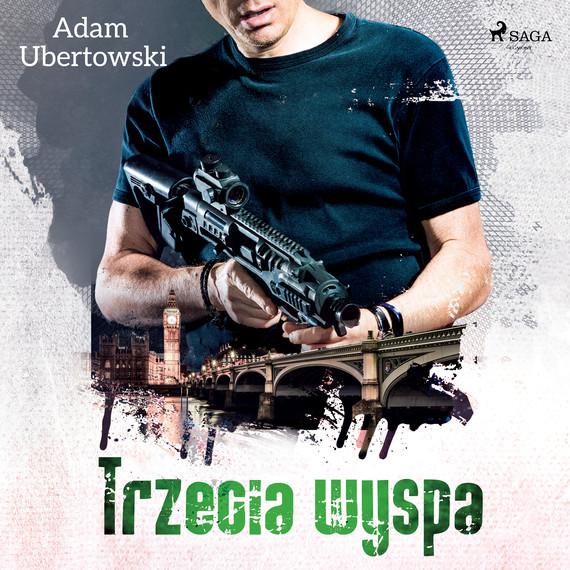 okładka Trzecia Wyspaaudiobook | MP3 | Ubertowski Adam