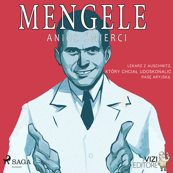 okładka Mengele – anioł śmierciaudiobook   MP3   Lucas Hugo Pavetto